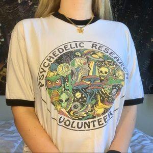 The Psychedelic Tee